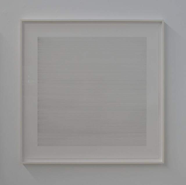 Ken Nicol, 'mile that is square 6h', 2019, Olga Korper Gallery