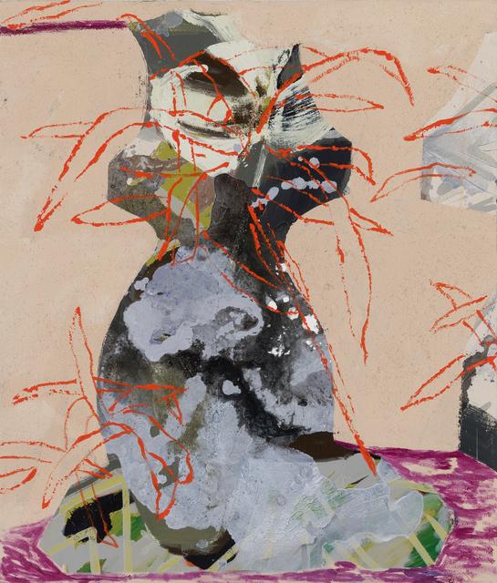 , 'Slip,' 2015, Asya Geisberg Gallery