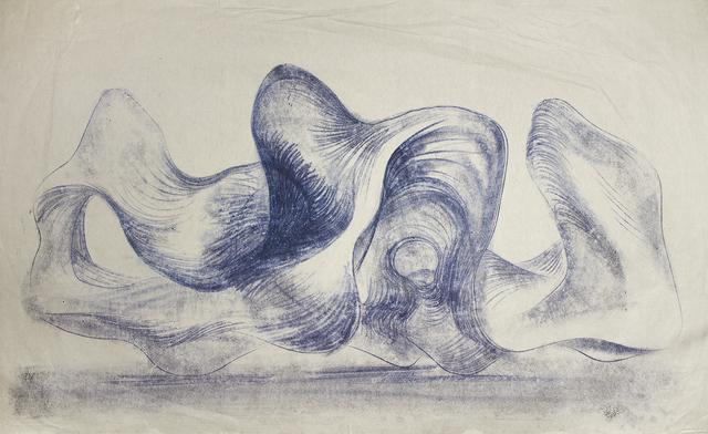 , 'Untitled #848,' 1970, Spanierman Modern