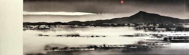 David Middlebrook, 'Salt Lake, China and I', 2019, Art Atrium