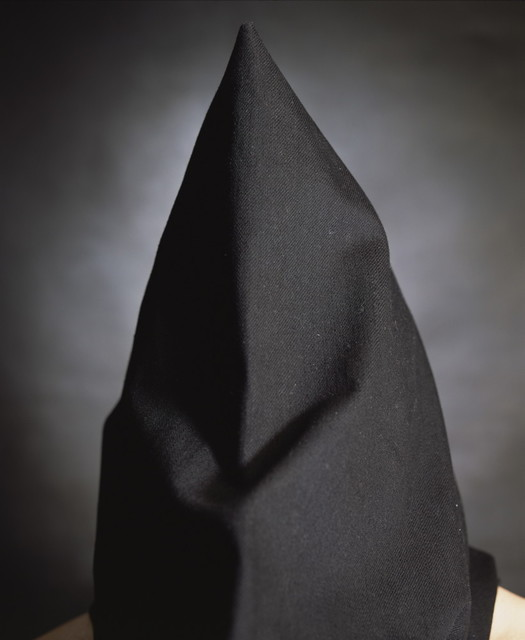 ", 'Kevin Hannaway, ""The Hooded Men"" (Torture) ,' 2015, Galerie Nathalie Obadia"