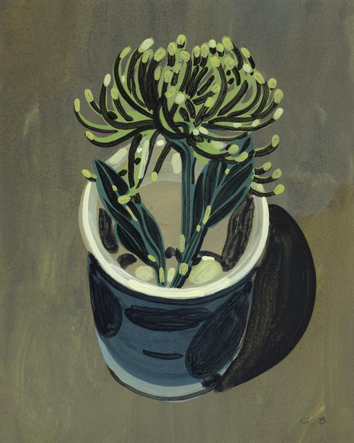 , 'Single Flower,' 2012, Main Street Arts