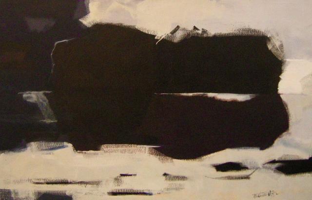 , 'Sea III,' 1959, Fort Worth Contemporary Arts