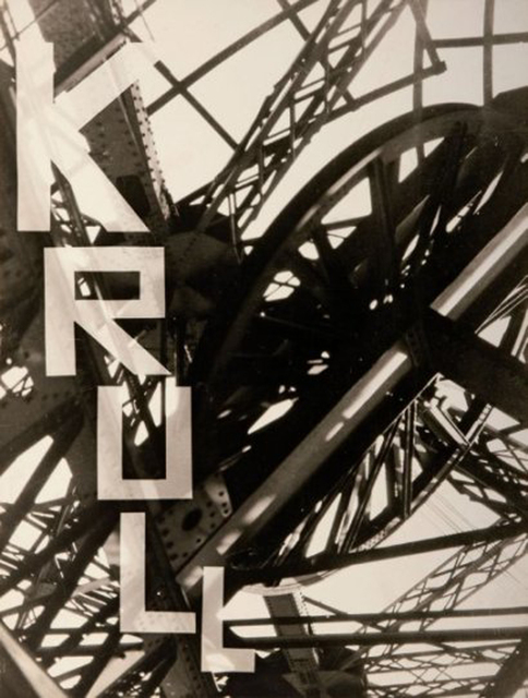 , 'Métal,' 1928, Jeu de Paume