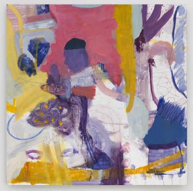 , 'Glyph,' 2016-2017, Elizabeth Harris Gallery