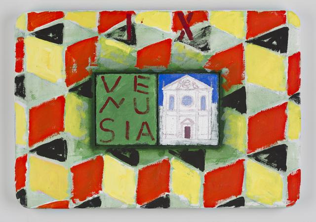 , 'The Stones of Venice Santa Maria Della Visitazione, Venusia,' 2014, Marlborough London