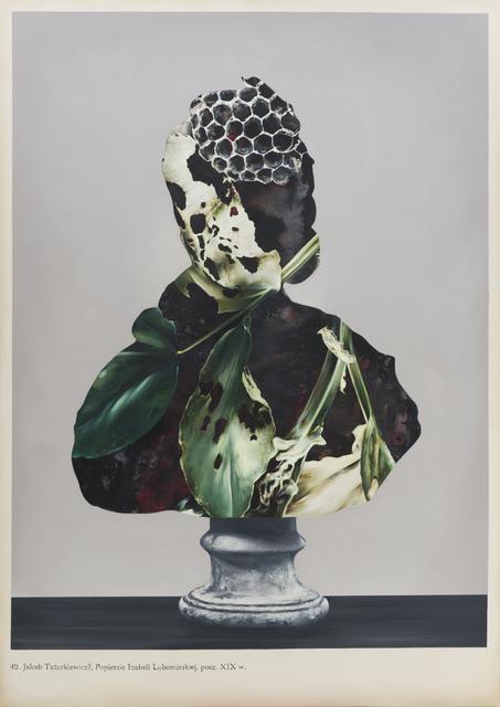 , 'Untitled '49,' 2017, Rolando Anselmi