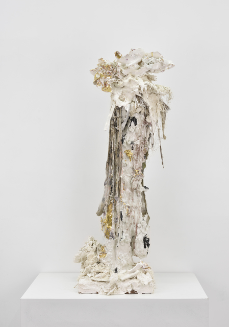 , 'Demoiselle,' 2017, Galerie Christophe Gaillard