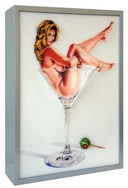 , 'Martini Miss #1,' 2013, Galerie Ernst Hilger