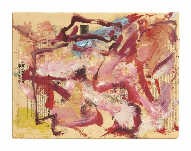 Willem de Kooning, 'Untitled', Christie's