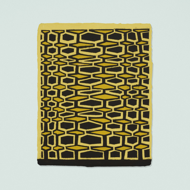 James Siena, 'Two Perforated Combs', 2006, Wright