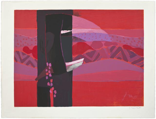, 'Mar de Lurin I,' 1989, Praxis Prints