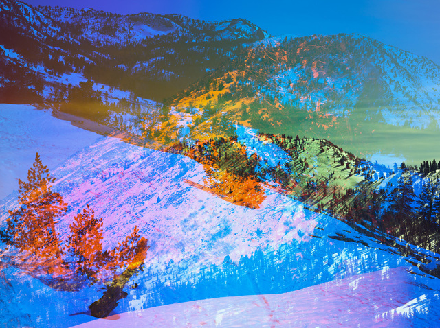 Terri Loewenthal, 'Psychscape 63 (Mt. Rose, NV) 2018', 2018, CULT | Aimee Friberg Exhibitions