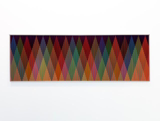 Carlos Cruz-Diez, 'Physicromie n°1972 ', 2015, Galerie Mitterrand