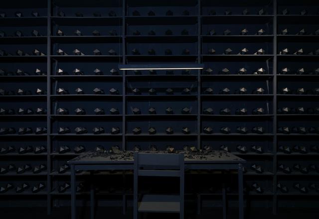 , 'The Relativity of Matter,' 2017, Eduardo Secci Contemporary