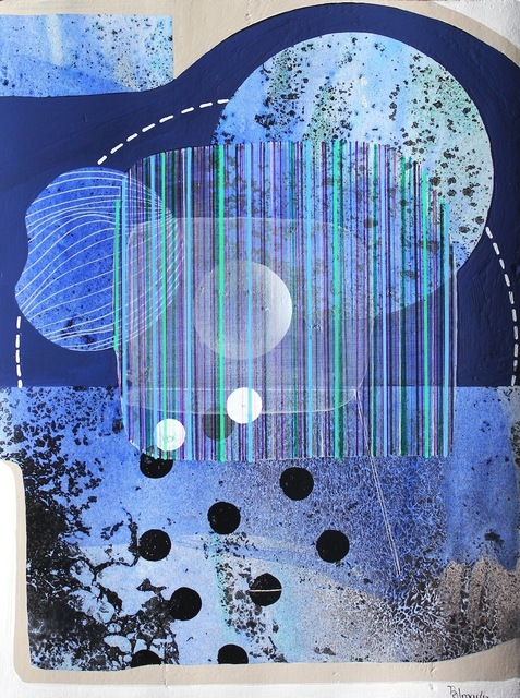 , 'Territories#4,' 2013, Adah Rose Gallery