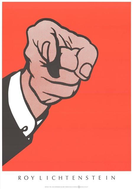 Roy Lichtenstein, 'Untitled', 1989, Print, Serigraph, ArtWise