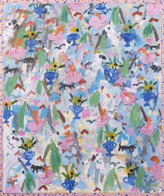 , 'Suburban Wallpaper,' 2017, SMAC ART GALLERY
