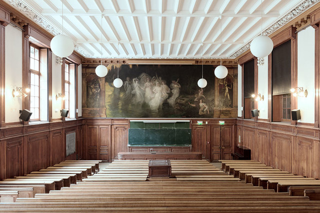 , 'La Sorbonne Amphitheatre,' , ArtStar
