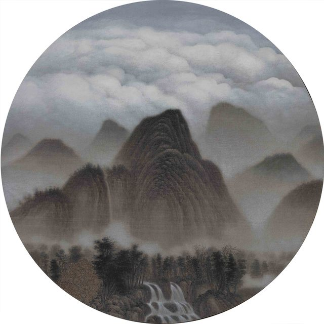 , 'Benevolent Mountain,' 2012, Longmen Art Projects