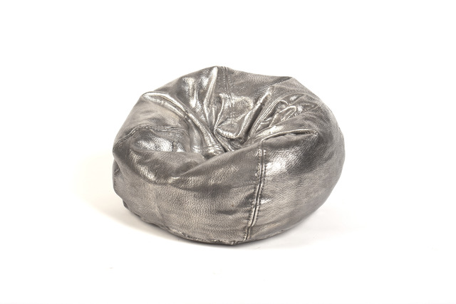 , 'Mini Bean Bag Chair Sculpture,' 2007, Grey Area