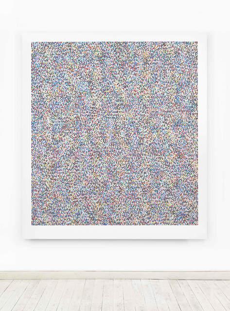 James Hugonin, 'fluctuations in elliptical form (II)', 2016, Edition & Galerie Hoffmann
