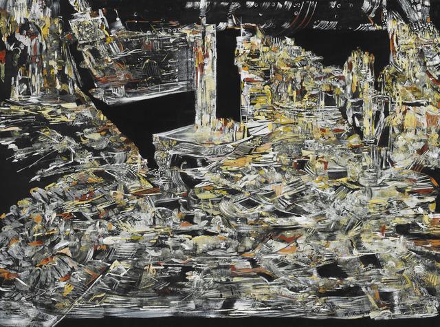 , 'Terra 2,' 2014, Octavia Art Gallery