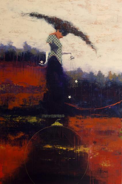 Cathy Hegman, 'Weight of Balance; Stargazer', 2019, TEW Galleries
