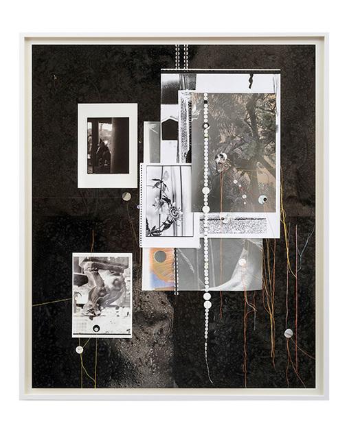 , 'Untitled (Schwarzes Brett 9),,' 2014, Galerie Karin Guenther