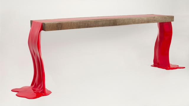 , 'Santa Sangre Console,' 2014, Maison Gerard