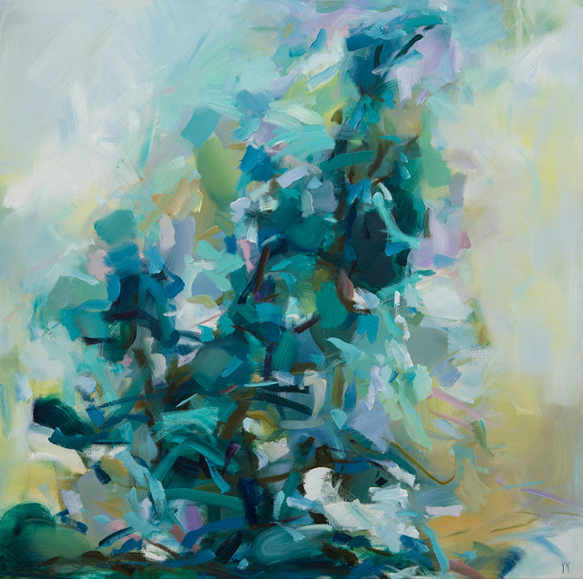 , 'Winter Tree,' 2017, parts gallery