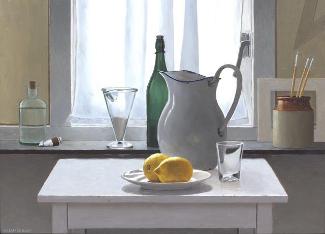 , 'Still life in backlight with 2 lemons,' 2018, Smelik & Stokking Galleries