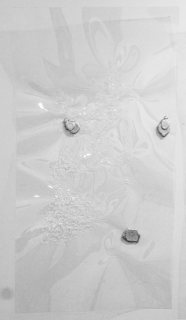 , 'Fountain Relief 3,' 2014, MARTOS GALLERY