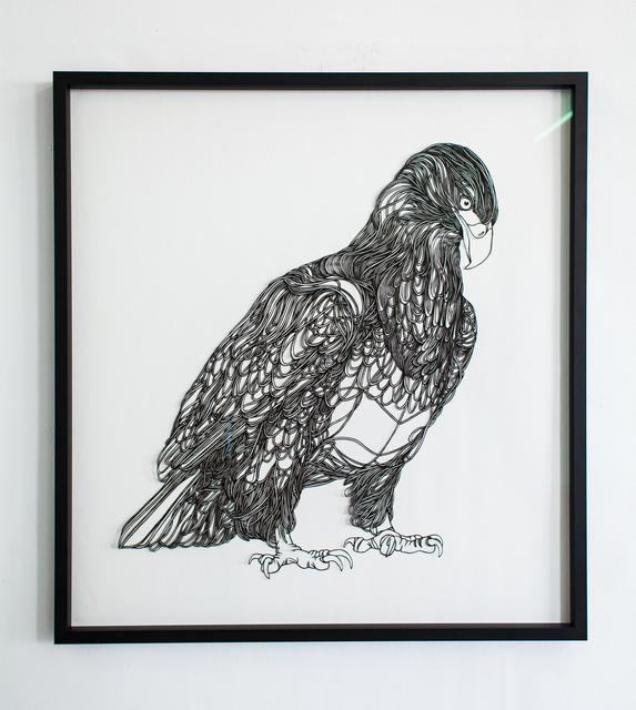 , 'Golden Eagle,' 2016, Victor Lope Arte Contemporaneo