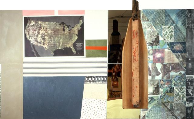 , 'Green Gauge (Spread),' 1981, Pace Gallery