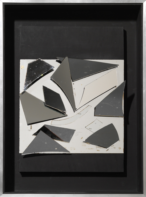Christian Megert, 'Untitled (Object of broken pieces)', 1962, The Mayor Gallery