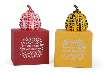 Yellow & Red Pumpkins