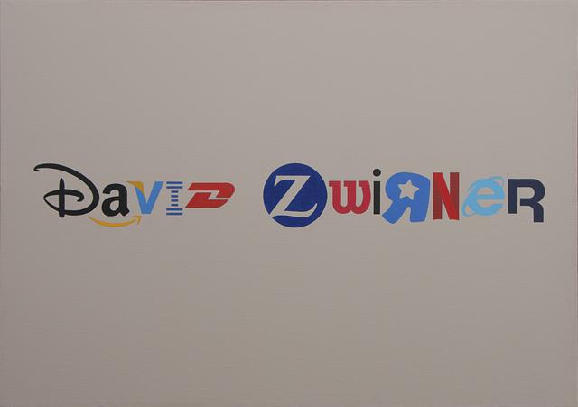 , 'David Zwirner,' 2018, BWSMX