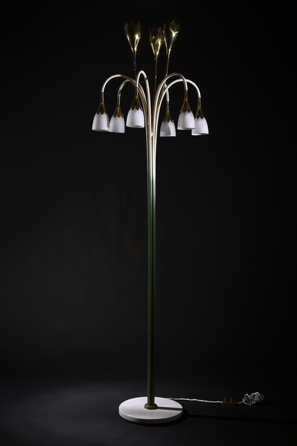 , 'Rare Floor Lamp by Angelo Lelii for Arredoluce,' ca. 1947, Donzella LTD