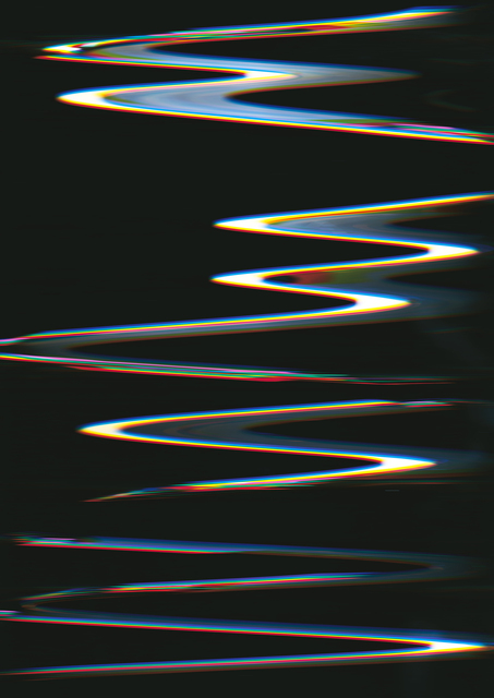 Carsten Nicolai, 'Chroma wellenform (Scan 46)', 2015, Art Front Gallery