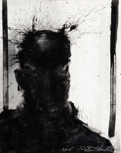 Richard Hambleton, 'Shadow Head', 2015, Heritage Auctions