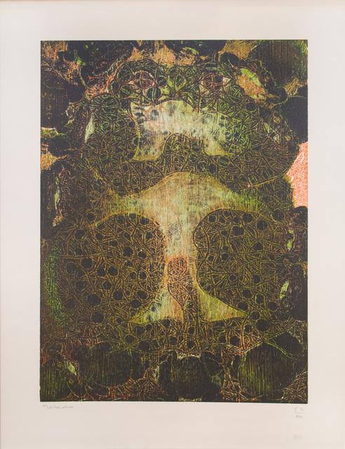 """, '""""Padre De los Sapos"""",' 1989, Galería Nudo"""
