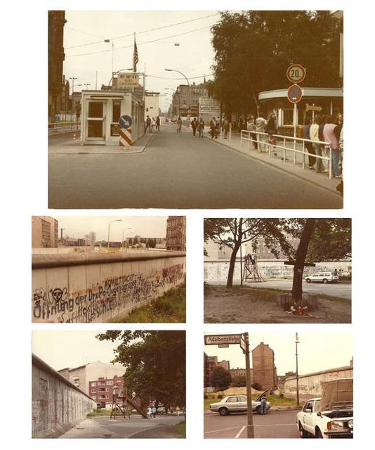 , 'Berlín ,' 1983, Isabel Aninat