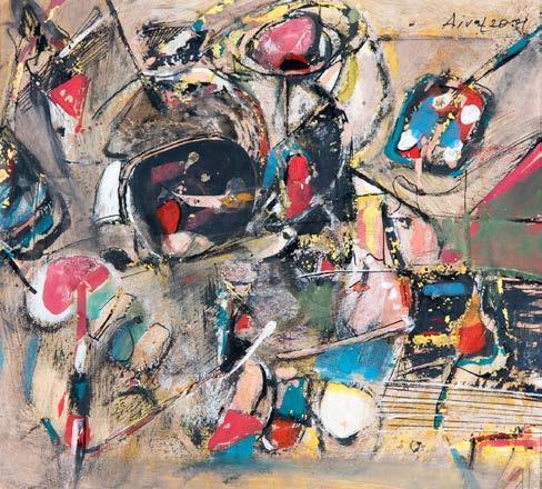 , 'Composition,' 2001, Ararat Gallery