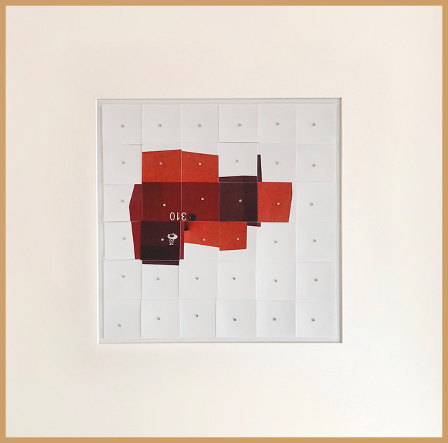 , 'Accumulations No. 10 (Juarez I),' 2018, Circuit Gallery