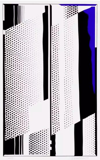 Roy Lichtenstein, 'Twin Mirrors', 1970, Kunzt Gallery