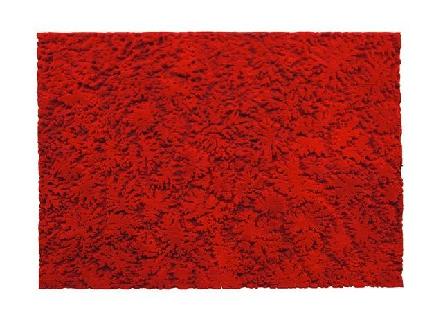 Loris Cecchini, 'Stratashades (Red)', 2014, Leila Heller Gallery