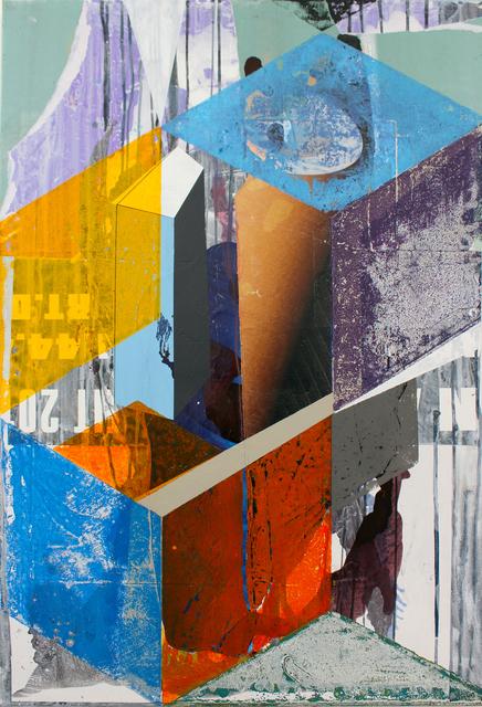 , 'o.T,' 2016, Galerie Heike Strelow