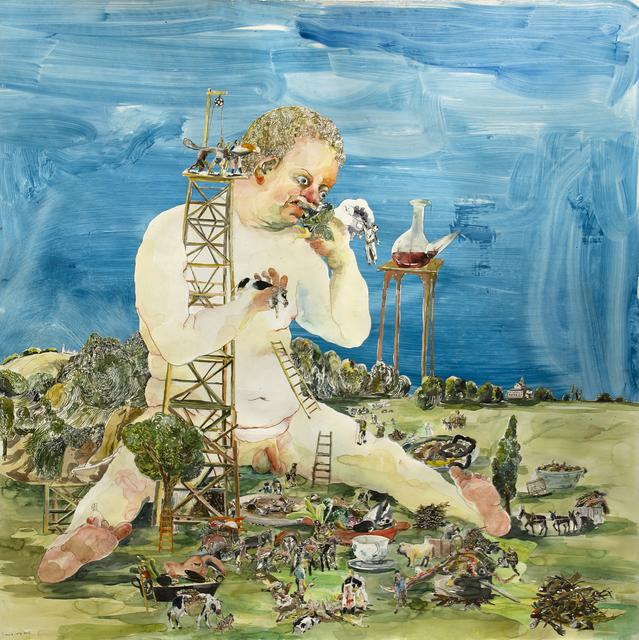 , 'Untitled,' 2013, Matthew Liu Fine Arts
