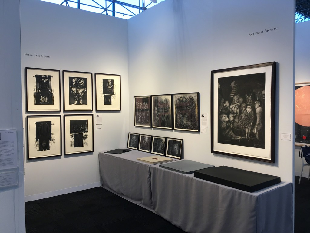 IFPDA Print Fair New York 2019